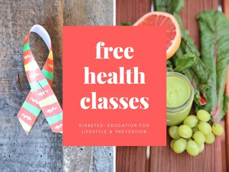 Spring Health Classes @ Barrier Islands Free Medical Clinic