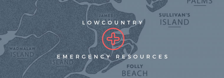 lowcountry emergency resources