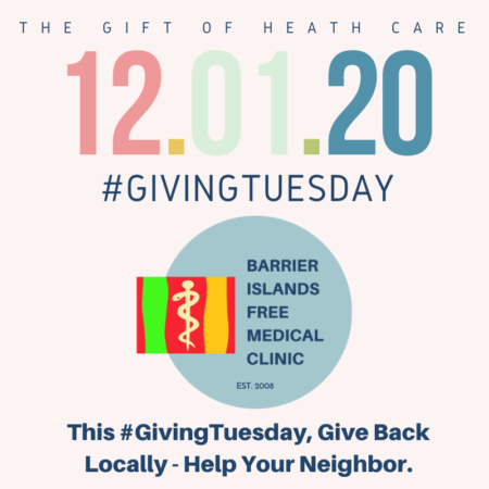 #GivingTuesday: Donate, or Help us Fundraise on Facebook!