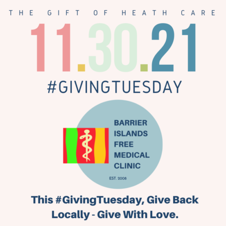 Giving Tuesday Charleston: Donate, Share, or Help us Fundraise Online!